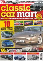 Classic Car Mart issue Vol. 22 No. 11 10 Best DIY-Friendly Modern Classics
