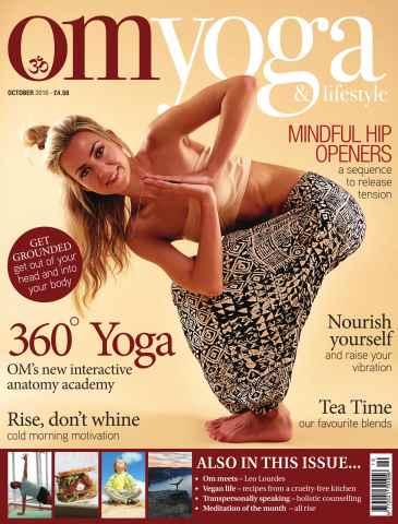 OM Yoga UK Magazine Preview 1