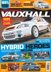 Performance Vauxhall issue No. 183 Hybrid Heroes