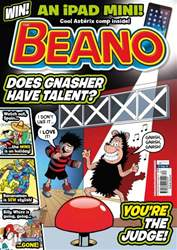 The Beano issue 27th August 2016