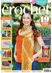 Inside Crochet issue Issue 81
