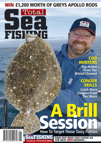 Total Sea Fishing issue January 2012