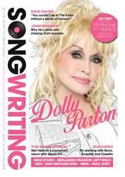 Songwriting Magazine issue Autumn 2016