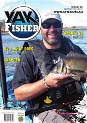 Yak Fisher issue Yak Fisher
