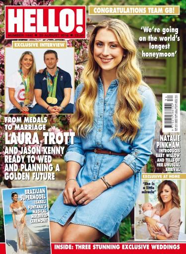 Hello! Magazine issue 1445