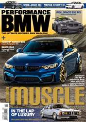 Performance BMW issue October 2016