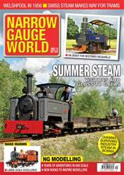Narrow Gauge World issue Sep 2016