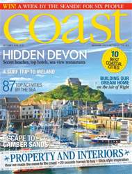 Coast issue No. 120 Hidden Devon