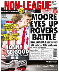 The Non-League Football Paper issue 21st August 2016