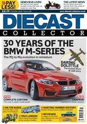Diecast Collector issue October 2016