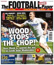 The Football League Paper issue 21st August 2016