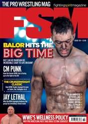 Fighting Spirit Magazine issue Issue 136