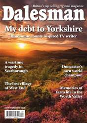Dalesman Magazine issue Sep 2016