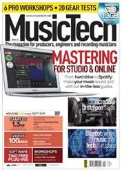 MusicTech issue Sep-16