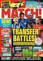 Match issue 23rd August 2016