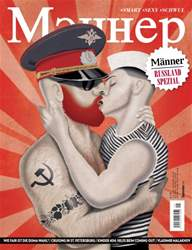 MÄNNER issue Männer 09.16 September