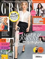Grazia issue 23rd August 2016