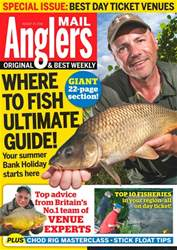 Anglers Mail issue 27th August 2016
