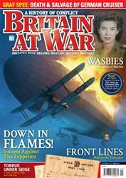 Britain at War Magazine issue September 2016