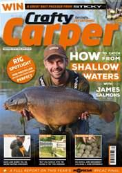Crafty Carper issue Crafty Carper September 2016