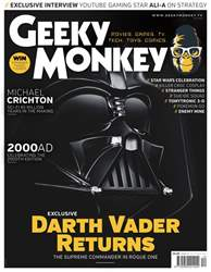 Geeky Monkey issue Geeky Monkey 012