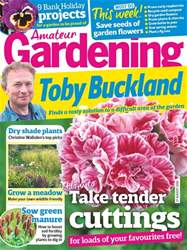 Amateur Gardening issue 27th August 2016
