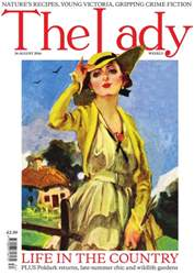The Lady issue 26th August 2016