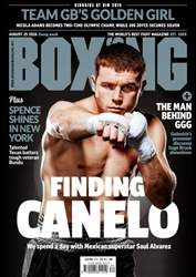 Boxing News UK issue 23/08/2016