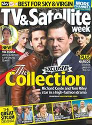 TV & Satellite Week issue 27th August 2016