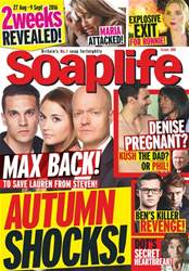 Soaplife issue 27th August 2016