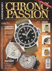 CHRONO PASSION issue Set/Ott 2016