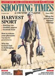 Shooting Times & Country issue 24th August 2016