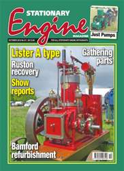 Stationary Engine issue No. 511 Lister A Type