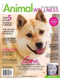 Animal Wellness issue Oct/Nov 2016