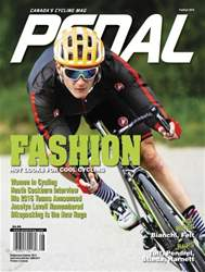 Pedal Magazine issue Fashion 2016