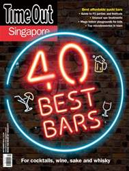 Time Out Singapore issue September 2016