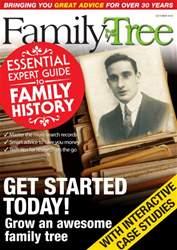 Family Tree October 2016 issue Family Tree October 2016