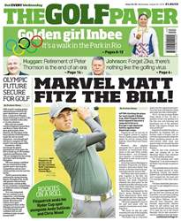 The Golf Paper issue 24th August 2016