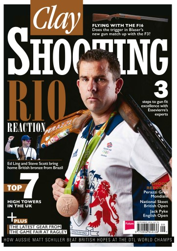 Clay Shooting issue September 2016
