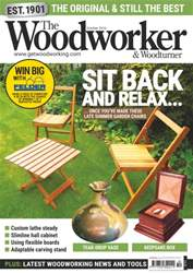 The Woodworker Magazine issue October 2016