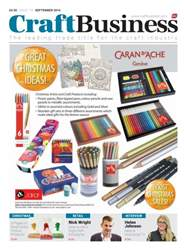 Craft Business issue Sep-16