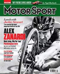 Motor Sport Magazine issue October 2016