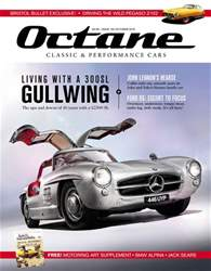 Octane issue October 2016