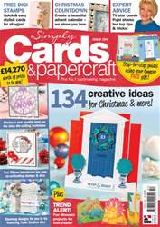 Simply Cards & Papercraft issue 154