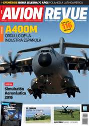 Avion Revue Internacional España issue Número 411