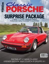 Classic Porsche issue Classic Porsche 38