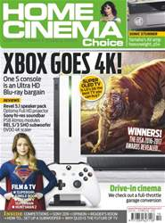 Home Cinema Choice issue October 2016