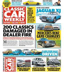 Classic Car Weekly issue 24th August 2016