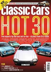 Classic Cars issue October 2016