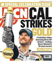 MCN issue 24th August 2016